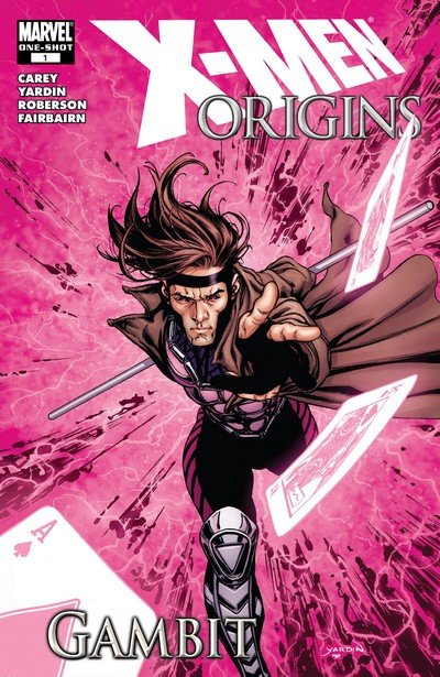 Gambit Vol. 1 – 5 + Extras (Collection) (1993-2018)