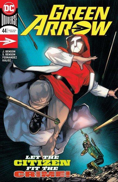 Green Arrow #44 (2018)