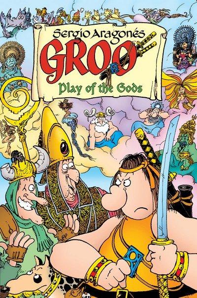 Groo – Play of the Gods (TPB) (2018)
