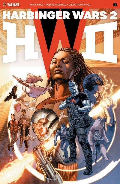 Harbinger Wars 2 (Story Arc) (2018)