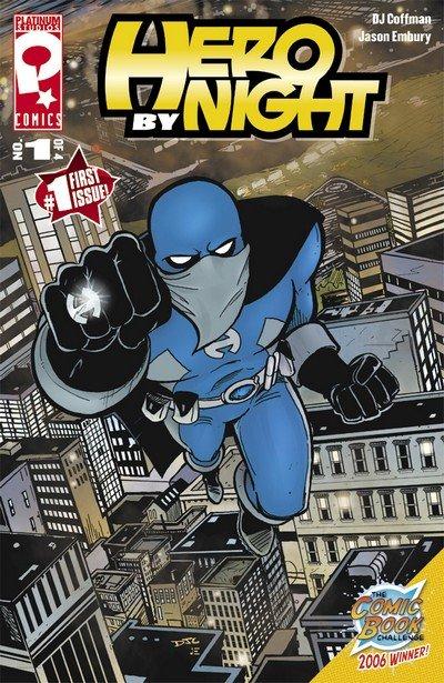 Hero by Night #1 – 4 (2007-2008)