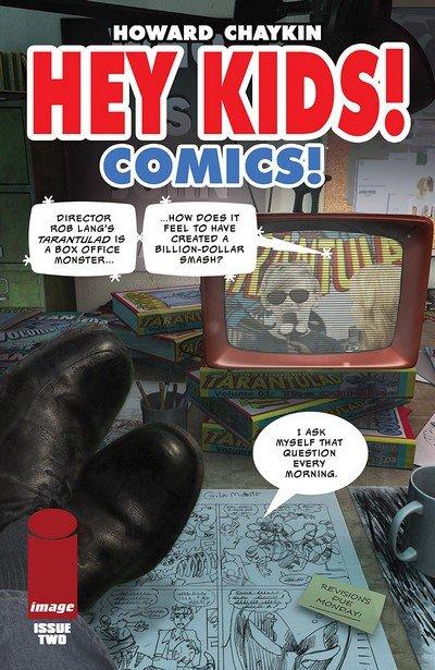 Hey Kids! Comics! #2 (2018)