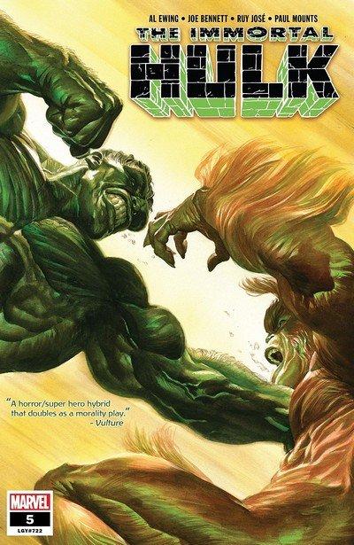 Immortal Hulk #5 (2018)