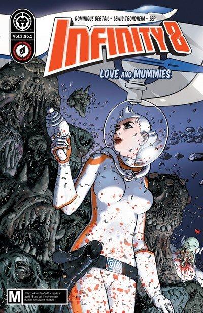 Infinity 8 Vol. 1 – Love and Mummies #1 – 3 (2018)
