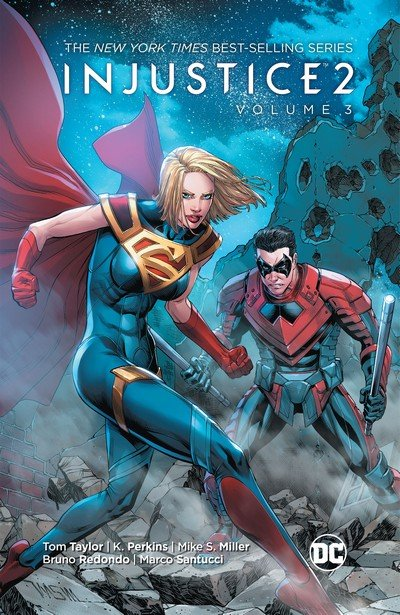 Injustice 2 Vol. 3 (TPB) (2018)