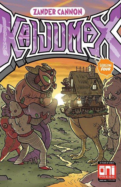 Kaijumax – Season Four #2 (2018)