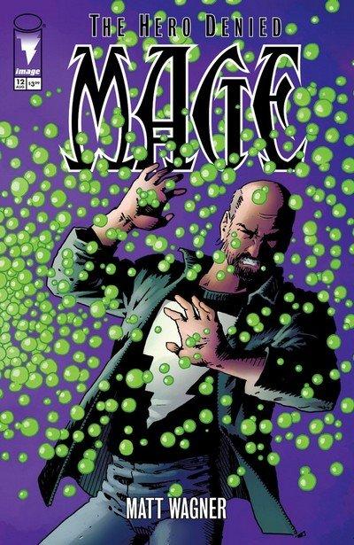Mage – Book Three – The Hero Denied #12 (2018)