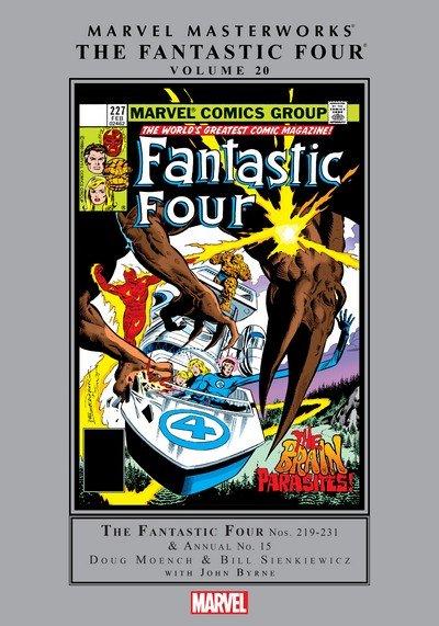 Marvel Masterworks – Fantastic Four Vol. 20 (2018)