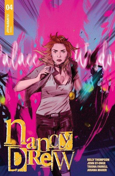 Nancy Drew #4 (2018)