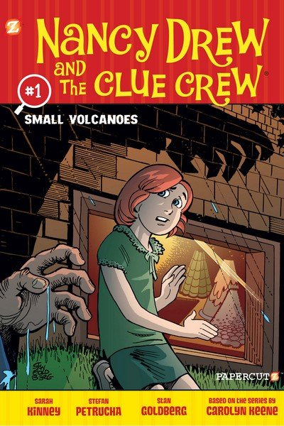 Nancy Drew and the Clue Crew Vol. 1 – 3 (GN) (2012-2013)