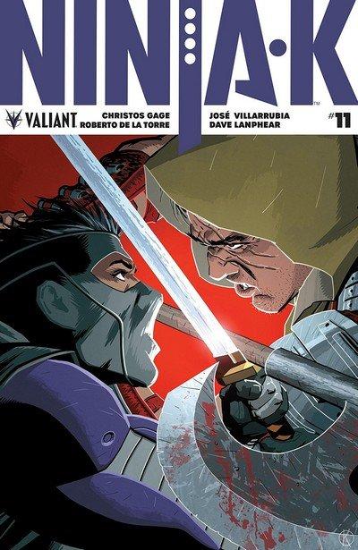 Ninja-K #11 (2018)