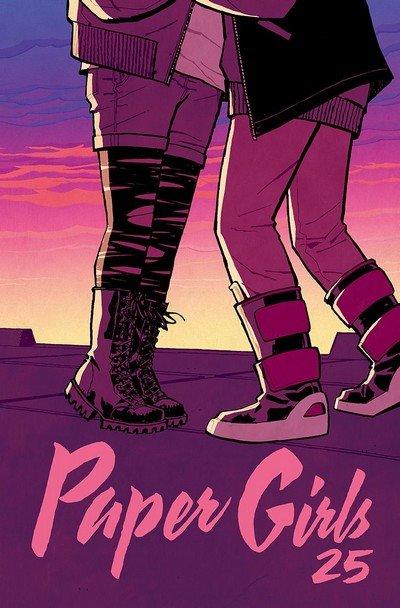 Paper Girls #25 (2018)