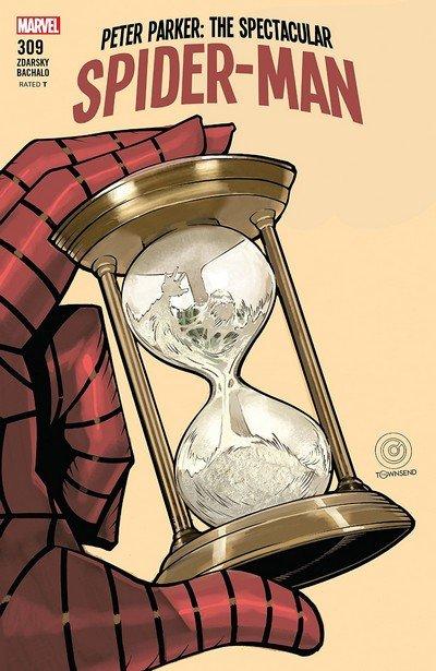 Peter Parker – The Spectacular Spider-Man #309 (2018)