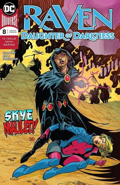 Raven – Daughter Of Darkness #8 (2018)