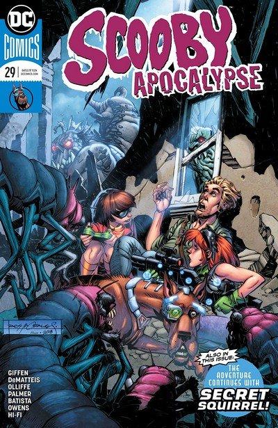 Scooby Apocalypse #29 (2018)