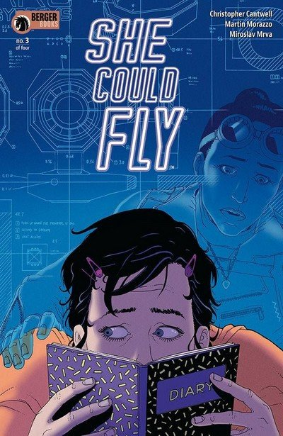 She Could Fly #3 (2018)