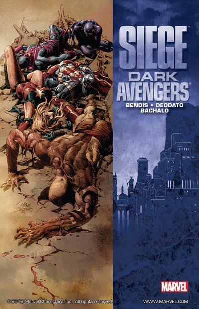 Siege – Dark Avengers (TPB) (2011)
