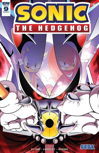 Sonic The Hedgehog #9 (2018)