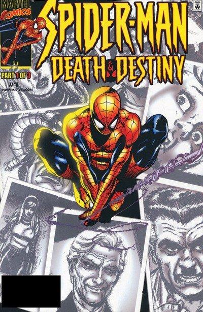 Spider-Man – Death and Destiny #1 – 3 (2000)