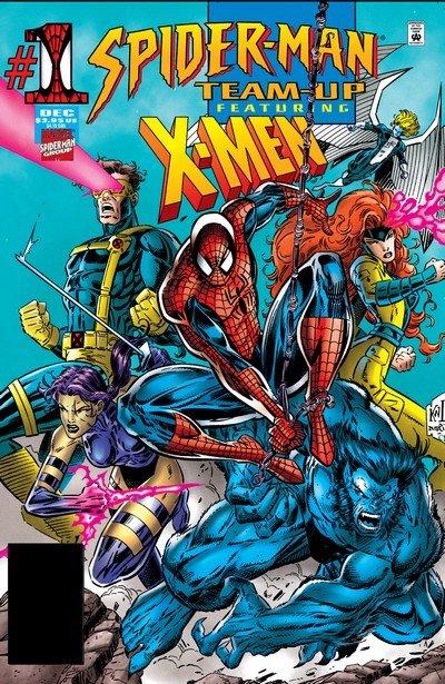 Spider-Man Team-Up #1 – 7 (1995-1997)
