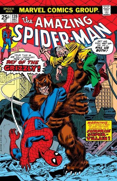 Spider-Man – The Original Clone Saga (Story Arc) (1974-1990)