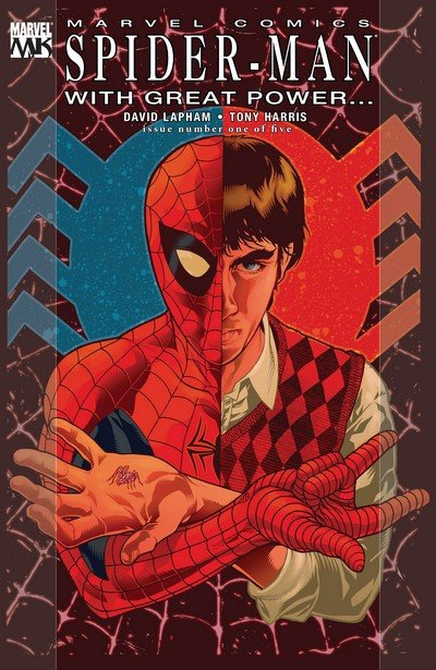 Spider-Man – With Great Power… #1 – 5 (2008)