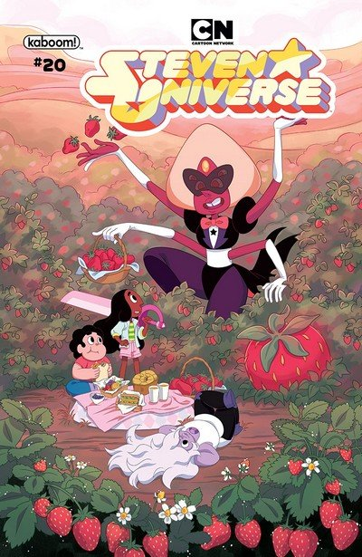 Steven Universe Ongoing #20 (2018)