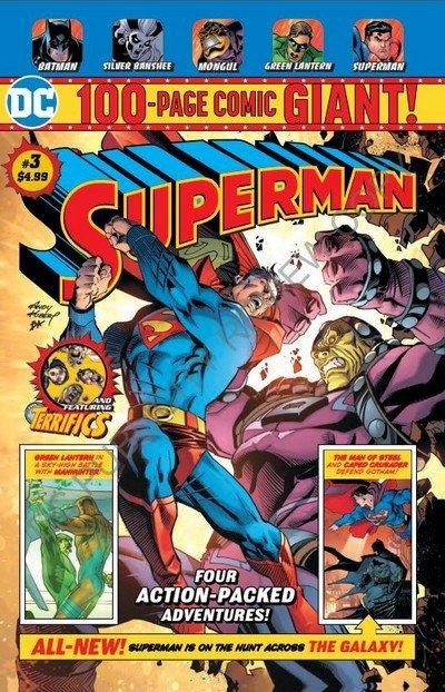 Superman Giant #3 (2018)