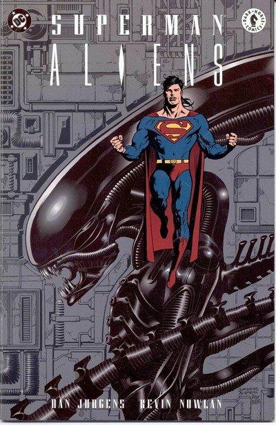 Superman vs. Aliens #1 – 3 (1995)