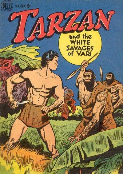 Tarzan #1 – 258 + Annuals + Extras (1948-1977)