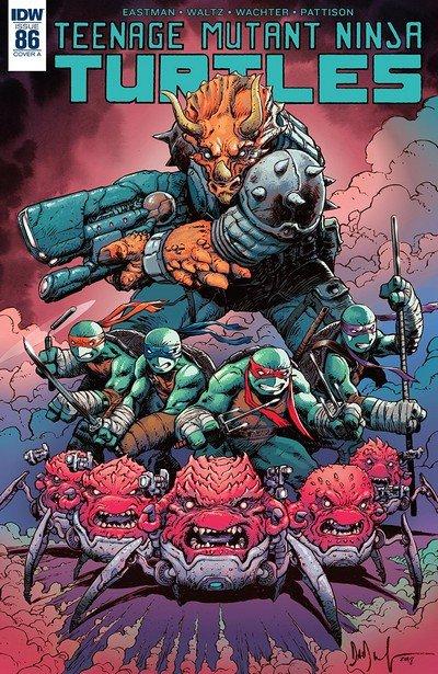 Teenage Mutant Ninja Turtles #86 (2018)
