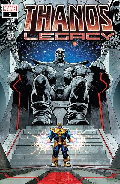 Thanos Legacy #1 (2018)