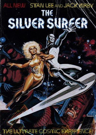 The Silver Surfer – The Ultimate Cosmic Experience (1978)