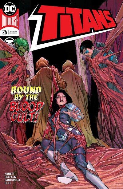 Titans #26 (2018)