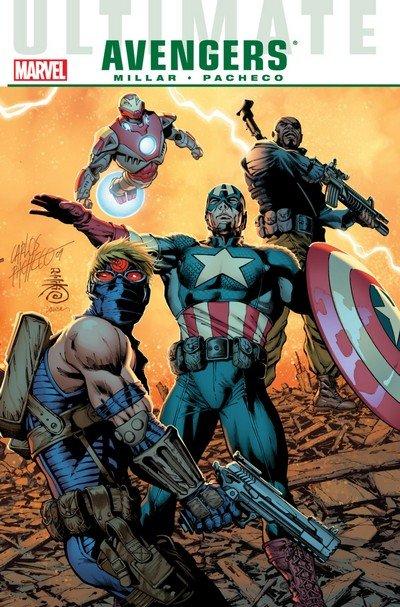 Ultimate Avengers Vol. 1 #1 – 6 (2009-2010)