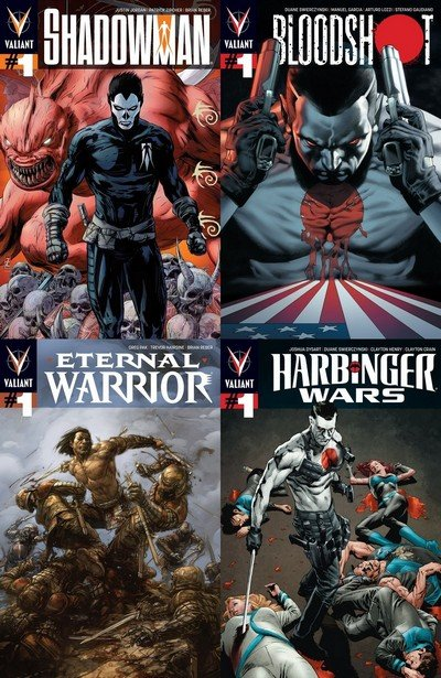 Valiant Universe (Ultimate Collection) (2012-2015)