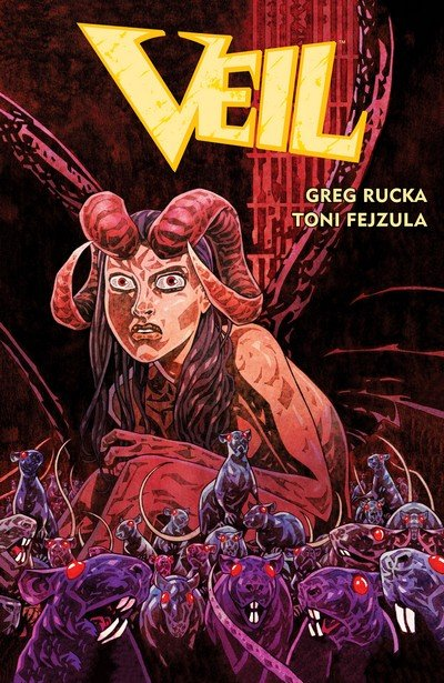 Veil (TPB) (2015)