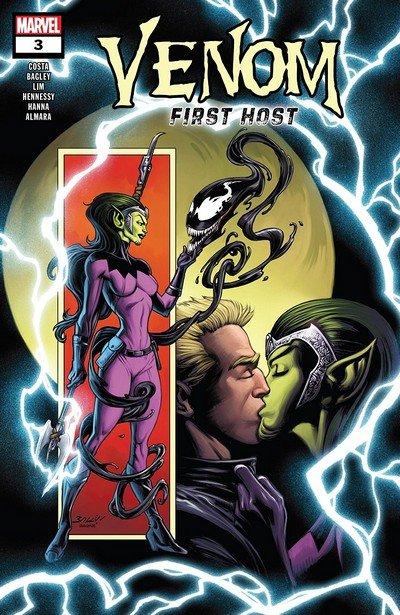 Venom – First Host #3 (2018)