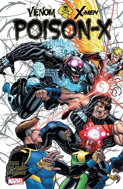 Venom & X-Men – Poison-X (TPB) (2018)