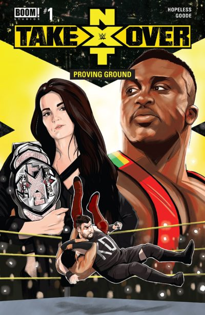 WWE – NXT Takeover – Proving Ground (2018)