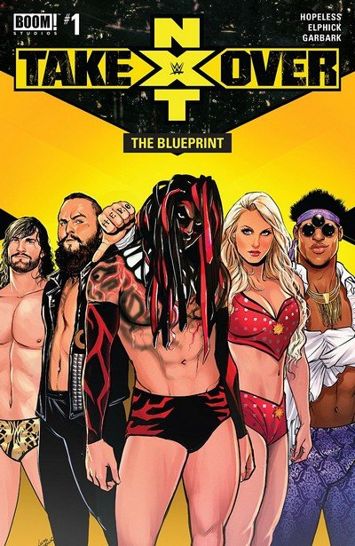 WWE – NXT Takeover – The Blueprint (2018)