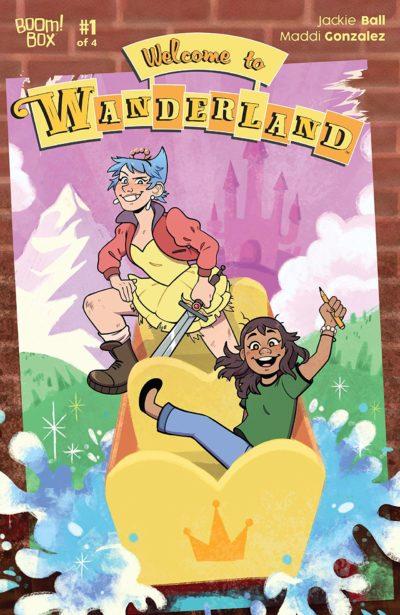 Welcome To Wanderland #1 (2018)