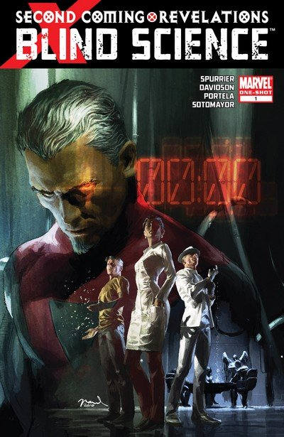 X-Men – Blind Science #1 (2010) (One Shot)