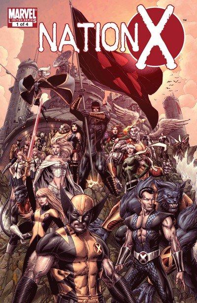 X-Men – Nation X (Story Arc) (2009-2010)