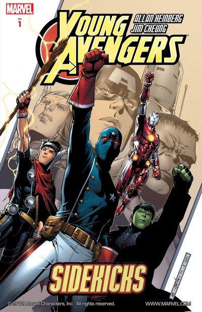 Young Avengers Vol. 1 – 2 (TPB) (2006-2007)