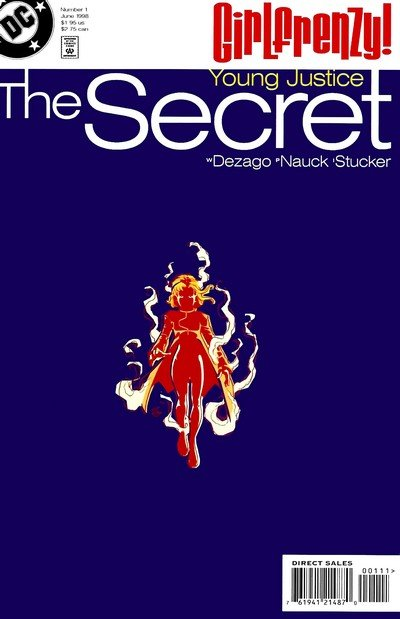 Young Justice – The Secret #1 (1998)
