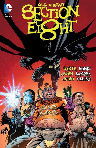 All-Star Section Eight (TPB) (2016)