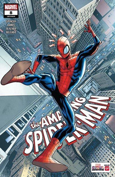 Amazing Spider-Man #8 (2018)