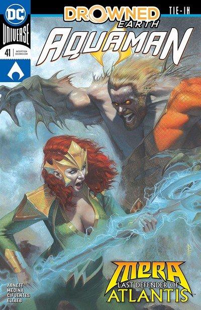 Aquaman #41 (2018)