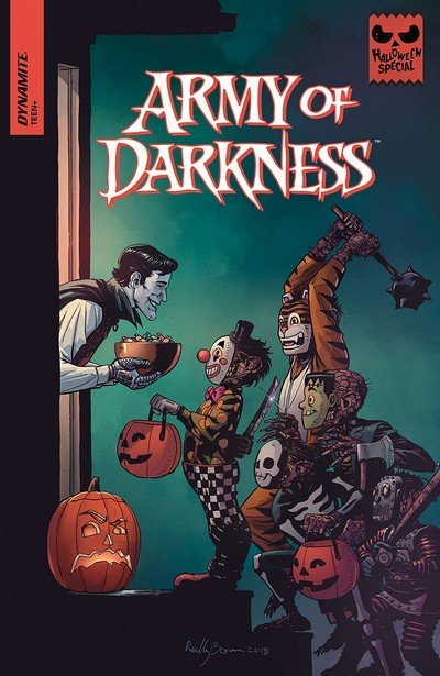 The Army Of Darkness – Halloween Special #1 (2018) (One-Shot)